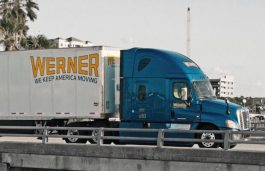 Werner Enterprises Announces First Electric-Powered Truck Pilot Program