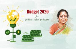 Here's how Indian Solar Industry Evaluates the Budget 2020