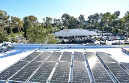 EDF North America Installs Clean Energy Microgrid at its HQ