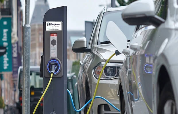 Vattenfall EV Charging Point