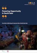 GOGLA Report on Repowering Opportunity in South Asia