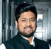 GyaneshChaoudhary, Managing Director,VikramSolar