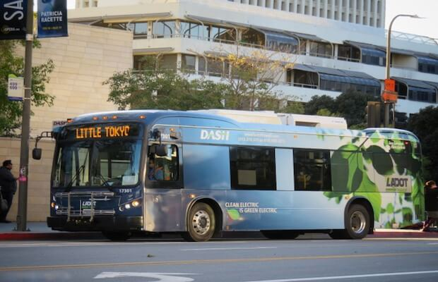 Largest Order Electric Buses in US