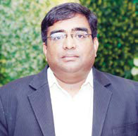 P. Vinay Kumar Founder and CEO Varp Power