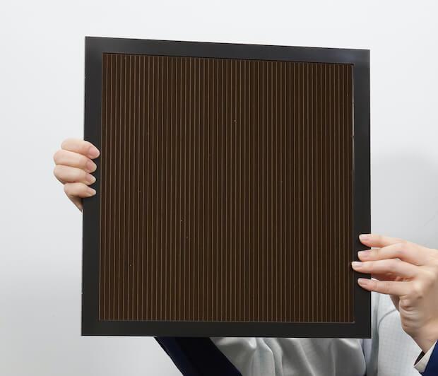 Panasonic Efficiency Solar Module