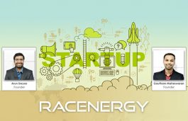 Startup Feature – RACEnergy