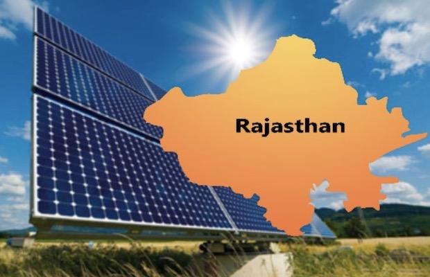 Rajasthan 925 MW Solar
