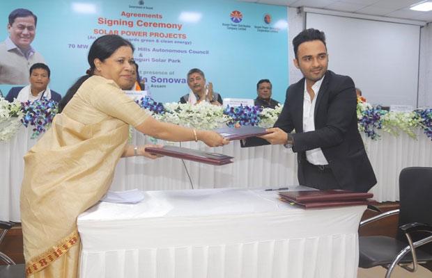 Jakson to Set Up Assam's Biggest Solar Plant; Plans to Invest Rs 300 Cr