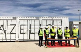 Azelio Installs Its Renewable Energy Storage Soln in Morocco