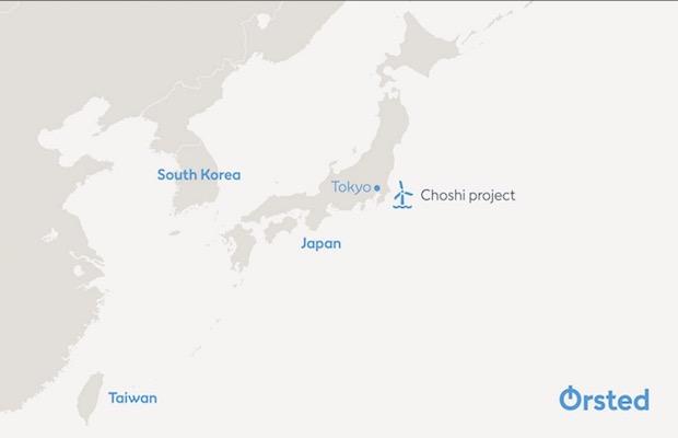 Ørsted TEPCO Offshore Wind