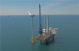 Iberdrola Takes 100% Ownership in 496 MW Offshore Wind Project