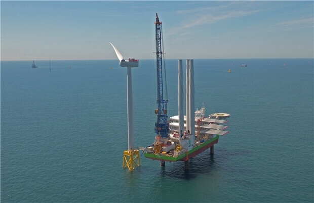 Iberdrola Offshore Wind