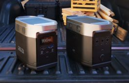 Delta – Battery Powered Generator