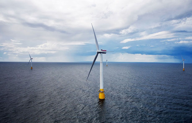 Total Floating Offshore Wind