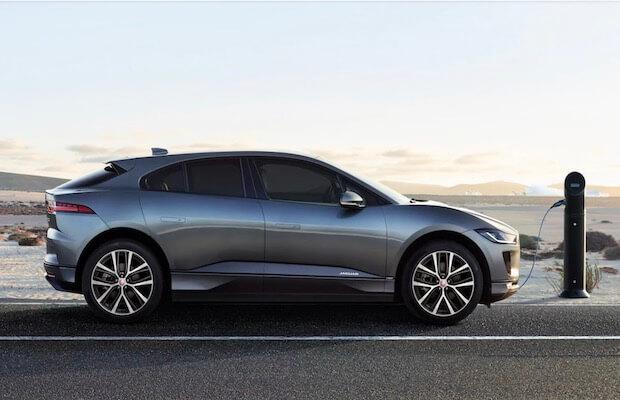 Jaguar Tata Power EV Charging