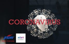 JSW Group, Adani Contribute Rs 100 Cr Each to Fight Coronavirus Pandemic
