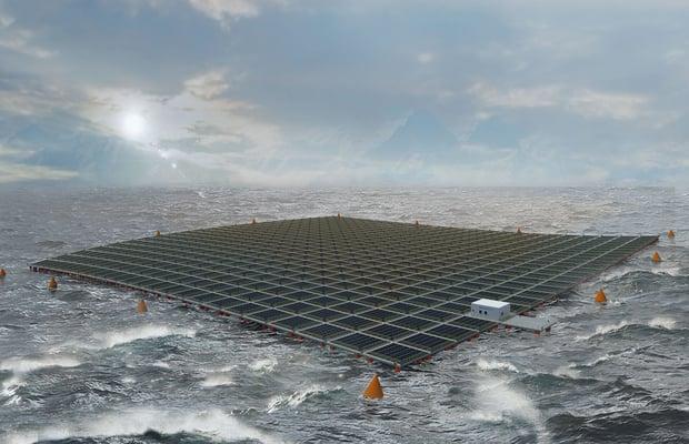 Saipem Equinor Floating Solar