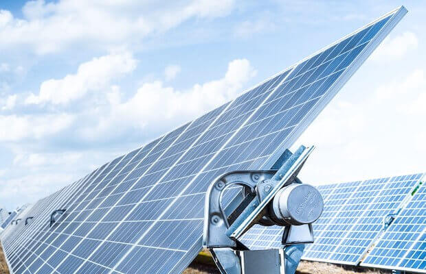 NEXTracker 3.4 GW Solar