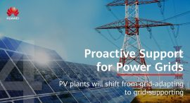 Proactive Support for Power Grids