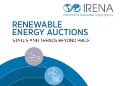 Renewable Energy Auctions-Status and Trends Beyond Price