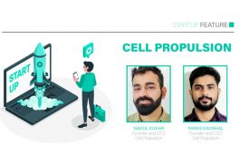 Startup Feature – Cell Propulsion
