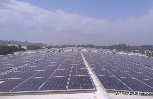 Tata Motors Lucknow Plant
