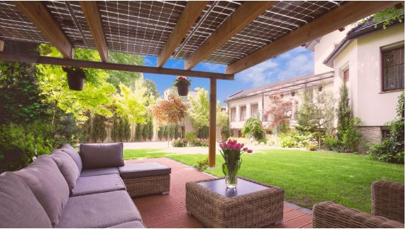 'Atrium', More Than Just a Solar Energy Source, From HomeScape Solar