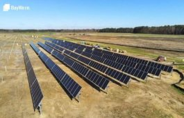 BayWa Secures Financing for its 133.6 MW Solar Project