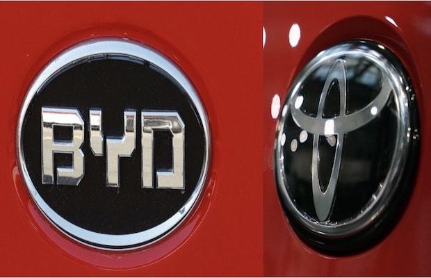 BYD Toyota