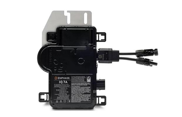 Enphase IQ 7A Microinverter