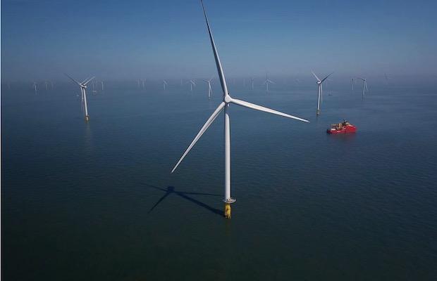Ørsted Nestlé Offshore Wind PPA