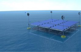 SINN Power Builds World's 1st Floating Ocean Hybrid Platform