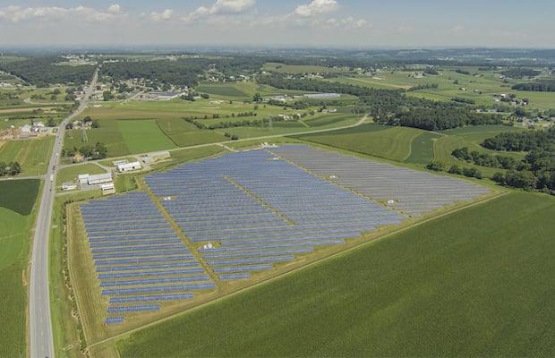 UPenn Solar PPA