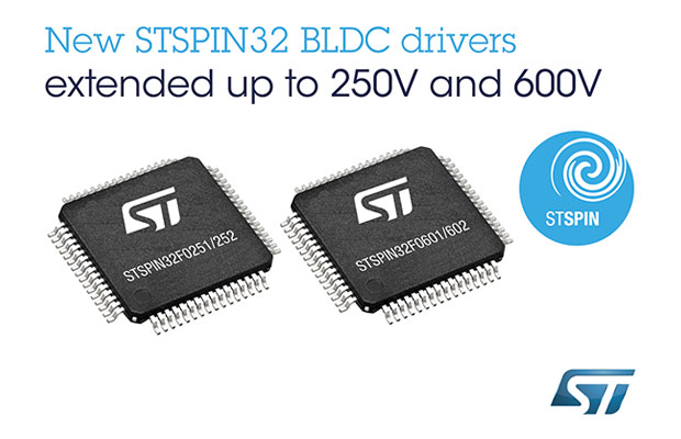 STSPIN32F0