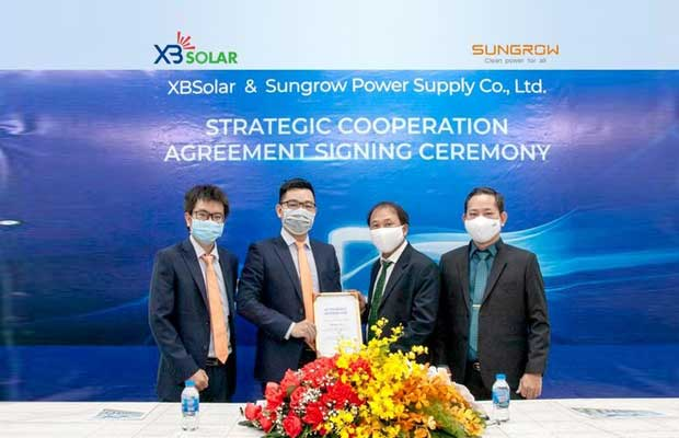 sungrow-partners-with-xbsolar-to-distribute-residential-and-commercial-inverters-in-vietnam