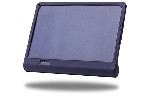SunnyBAG PowerTAB is a portable solar system