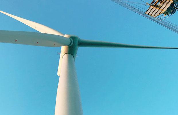 Turbines East Anglia One