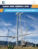 E2 Report on Clean Jobs America 2020