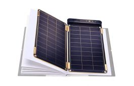 Solar Paper – World's Thinnest and Lightest Solar Charger