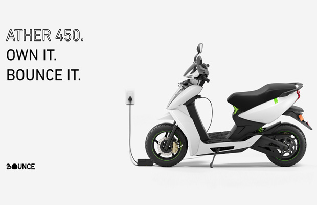 Ather Energy EV Scooter