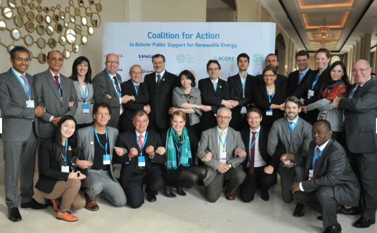 The IRENA Coalition for Action
