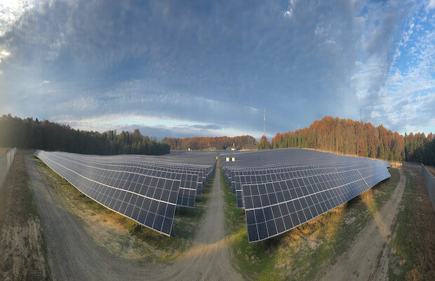 Largest Solar Plant in New Jersey