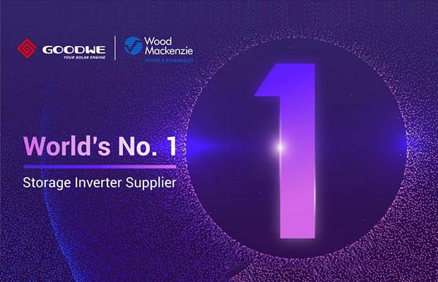 GoodWe Tops Among Global Hybrid Inverter Suppliers