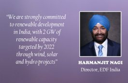 We are on Track to reach 2 GW Renewable Development in India: Harmanjit Nagi