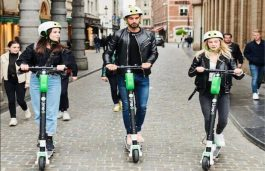 Uber Leads $170 Mn Investment in Electric Scooter Rental Firm Lime