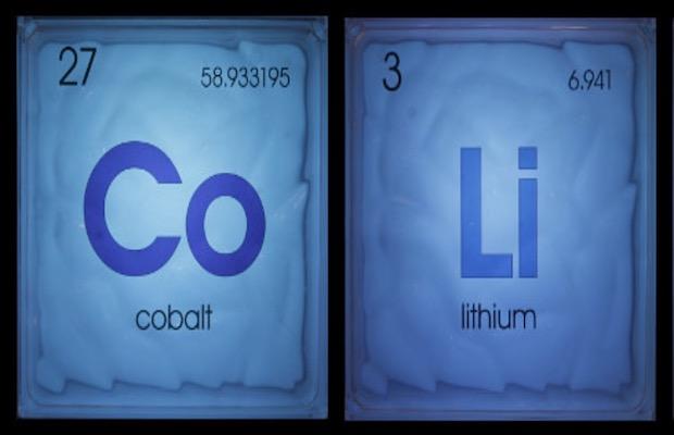 Minerals Green Energy