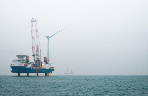 Siemens Offshore Wind Equipment