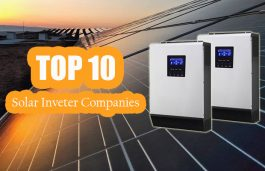 Top 10 Inverter Companies for Rooftop Solar in India