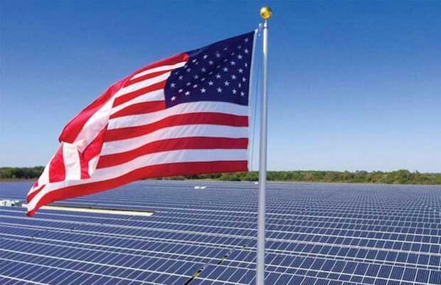 Renewables Fastest in US