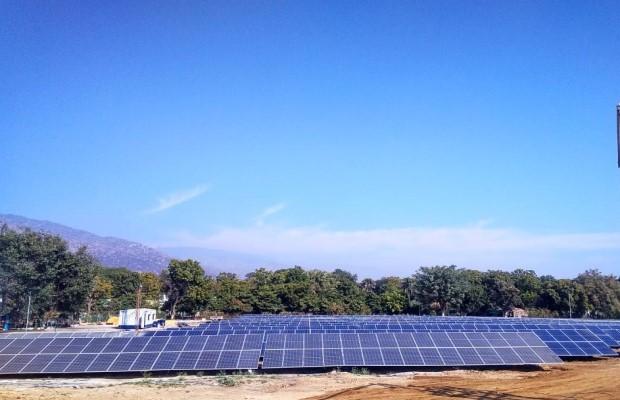 Indian Oil Solar System